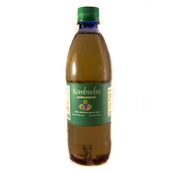 Kombucha Antioxidant (500ml)-0