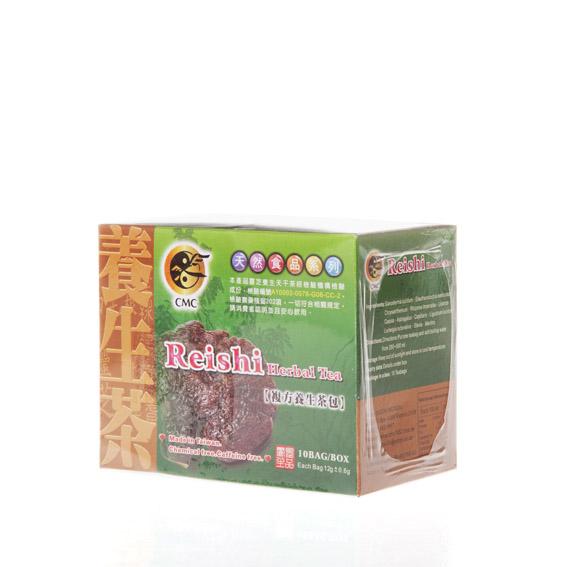 Cmc Reishi Tea (10's)-0