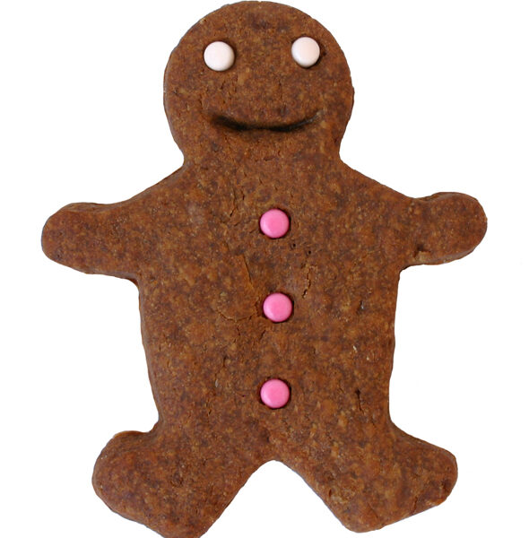Fresh Earth Gluten and Sugar Free Gingerbread Man - Each-0