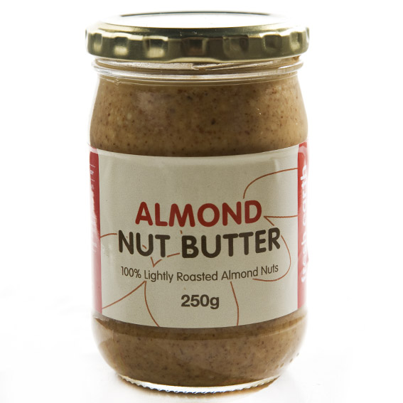 Fresh Earth Almond Nut Butter 250g-0