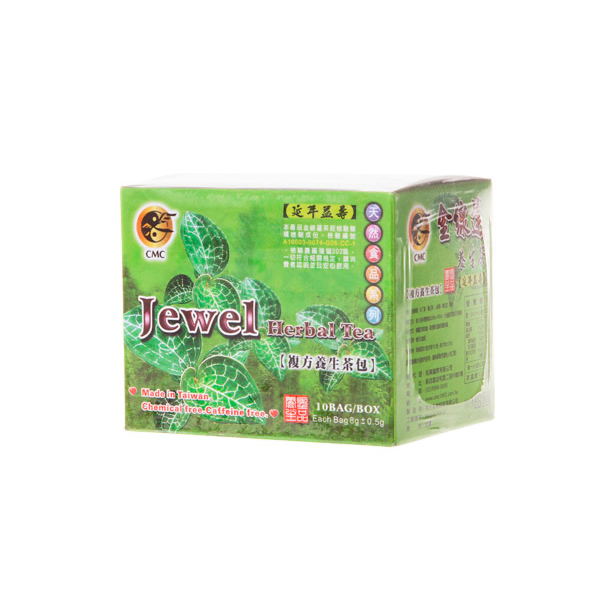CmC Jewel Herb Tea (20's)