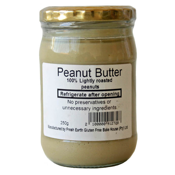 Fresh Earth Peanut Butter (260g)