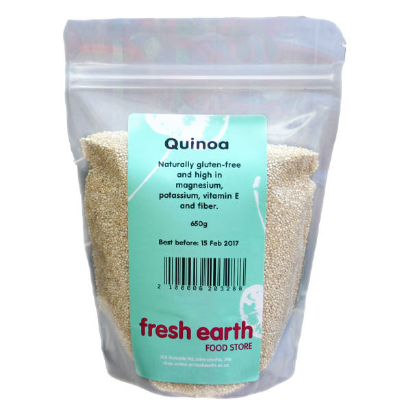 Fresh Earth Quinoa (650g)