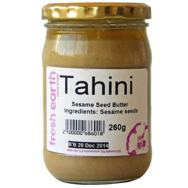 Fresh Earth Tahini (260g)