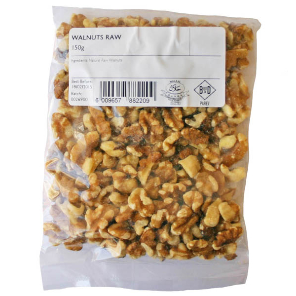 Fresh Earth Walnuts (150g)