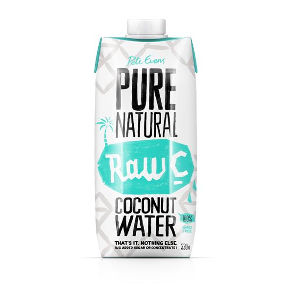 RawC Coconut Water (330ml)