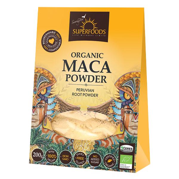 Soaring Free Maca Powder (200g)