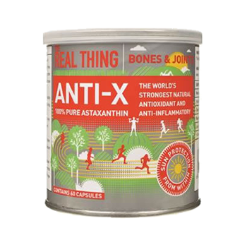 Real Thing Anti-X (60's)-0