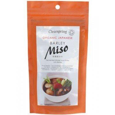 Clearspring Organic Barley Miso (300g)-0