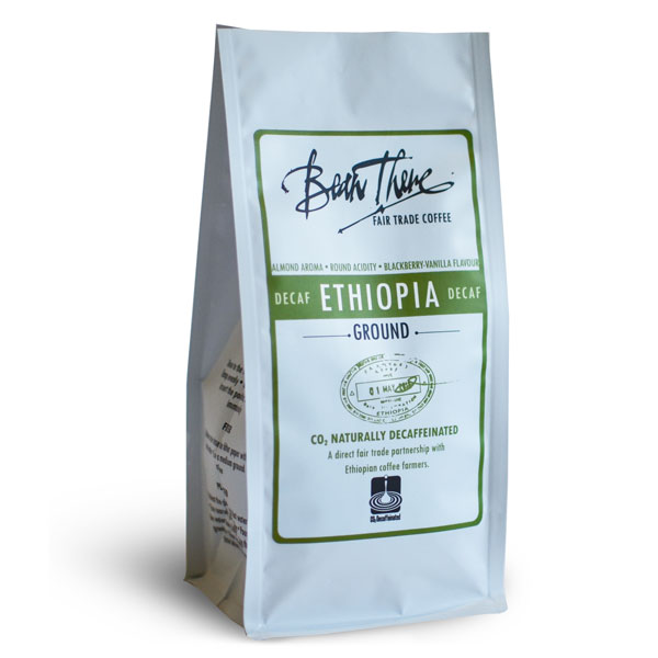 Bean There Ethiopian Decaf Plunger (250g)-0