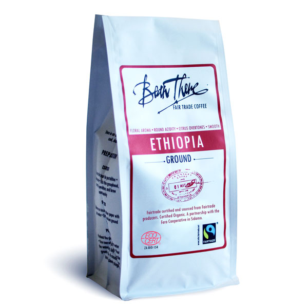 Bean There Ethiopian Sidamo Plunger (250g)-0