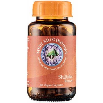 Medi Mushrooms Shiitake - 60's-0