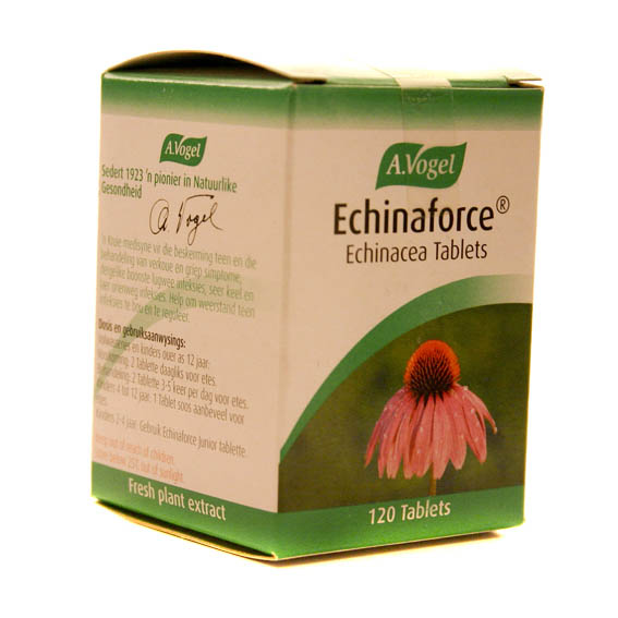 A Vogel Echinaforce Tabs (120`s)-0