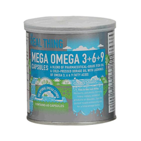 Real Thing Mega Omega 3.6.9 (60's)-0