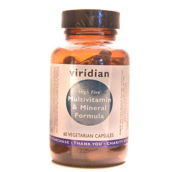 Viridian Multi Vitamin & Mineral Complex (60`s)-0