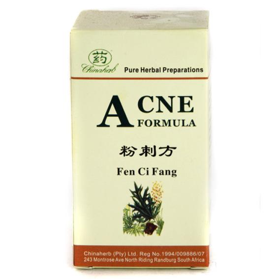 Chinaherb Acne Formula (120's)-0