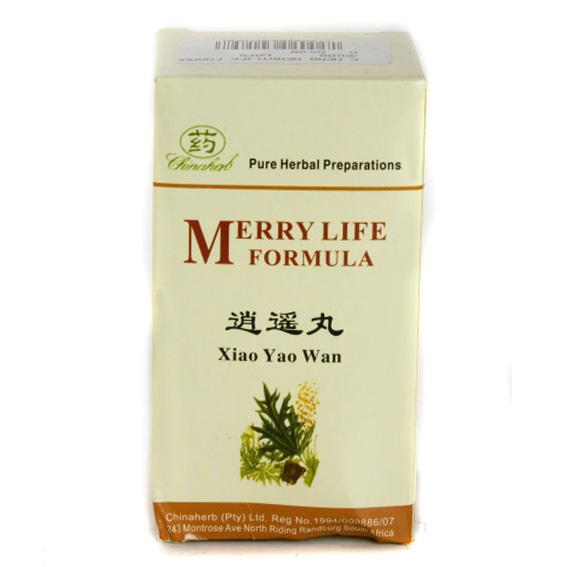 Chinaherb Merry Life Formula (120's)-0