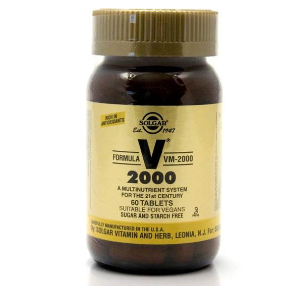 Solgar Vm 2000 (60's)-0
