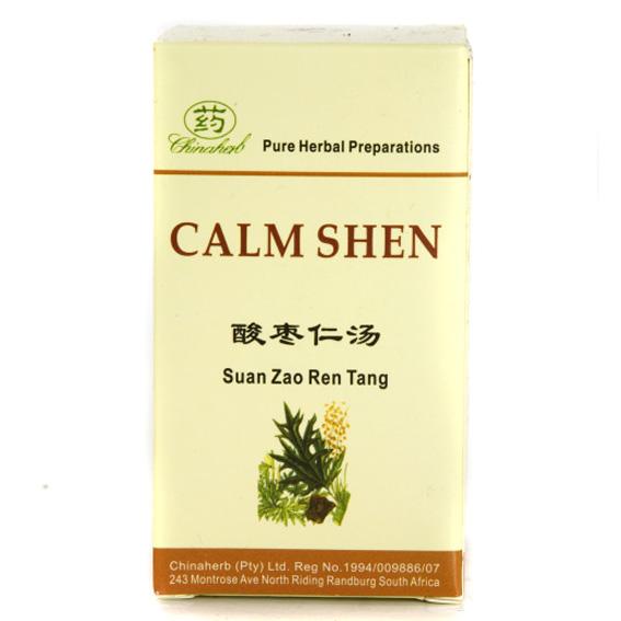 Chinaherb Calm Shen (120's)-0