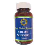 Pure Herbal Remedies Colon Support (90's)-0