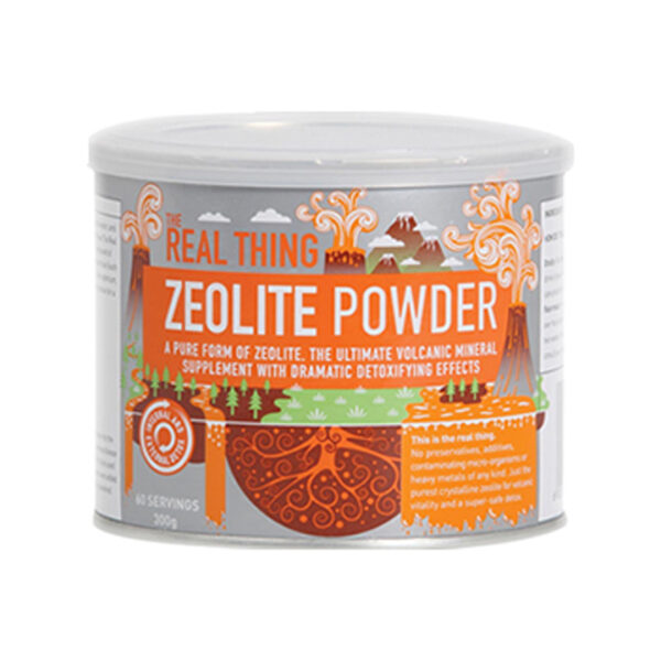 The Real Thing Zeolite Powder - 300g-0