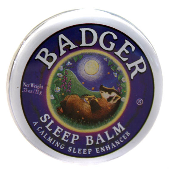 Badger Sleep Balm (21g)-0