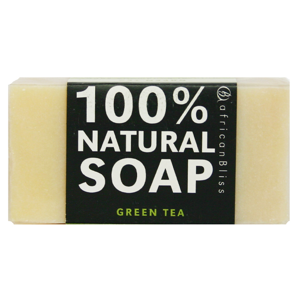 African Bliss Green Tea Soap