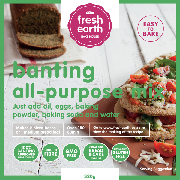 Banting All Purpose Flour - 230g