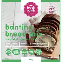 Banting bread mix