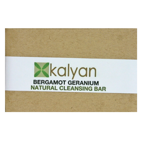 Kalyan Bergamot & Geranium Soap (100g)