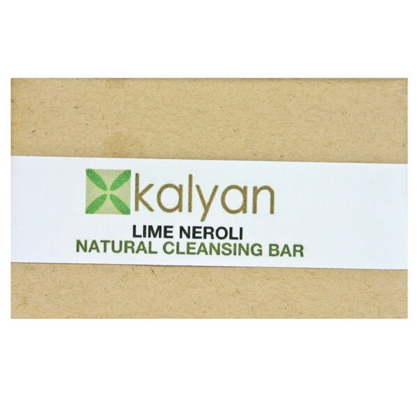 Kalyan Lime & Neroli Soap (100g)