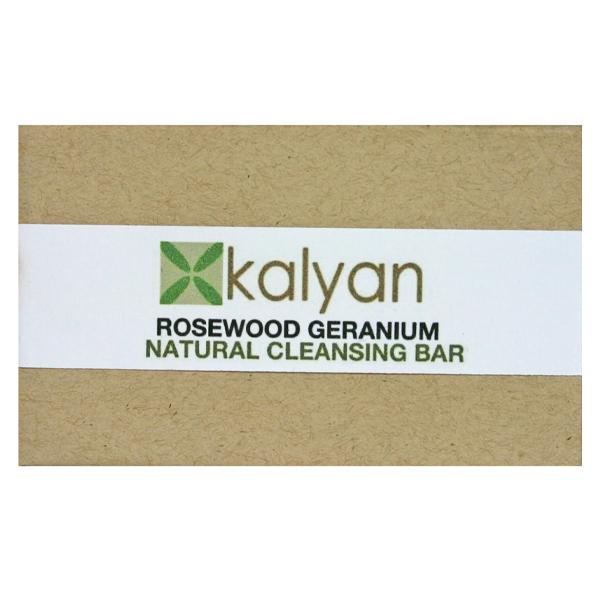 Kalyan Rosewood & Geranium Soap (100g)
