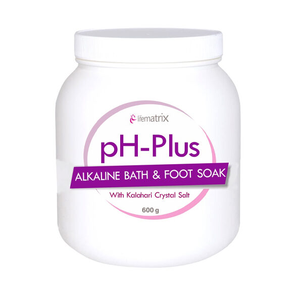 PH-Plus Alkalizing Bath Salt Soak (600g)