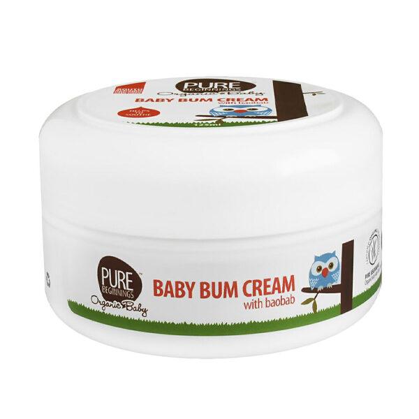 Pure Beginnings Baby Bum Cream (125ml)