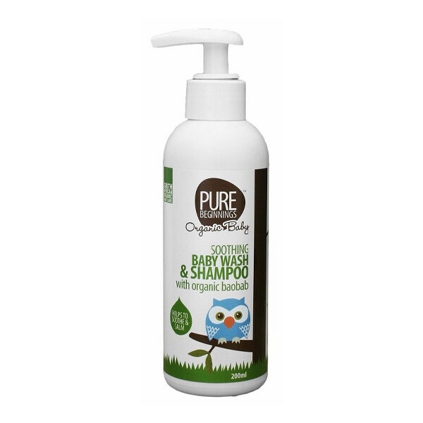 Pure Beginnings Baby Shampoo (200ml)