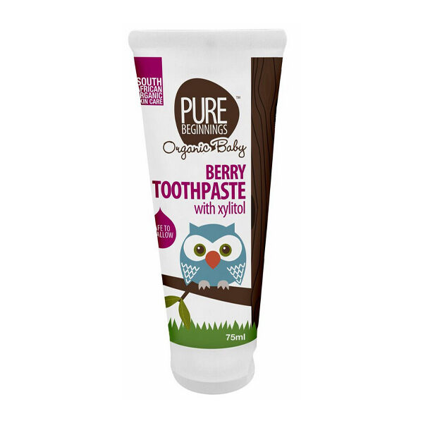 Pure Beginnings Berry Toothpaste (75ml)