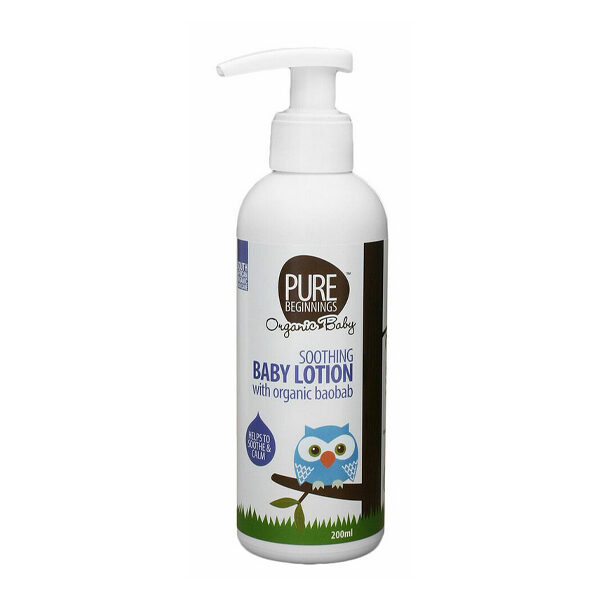 Pure Beginnings Body Lotion (200ml)
