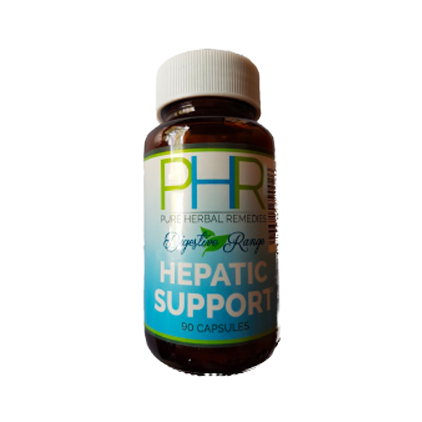 Pure Herbal Remedies Hepatic Support (90's)