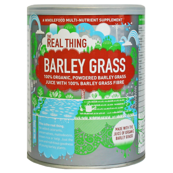 Real Thing Barley Grass (200g)