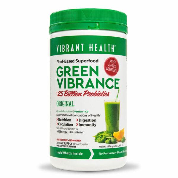 Vibrant Health Green Vibrance (345g)-0