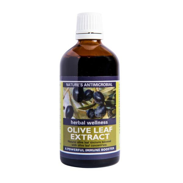 Herbal Wellness Olive Leaf Extract (100ml)-0