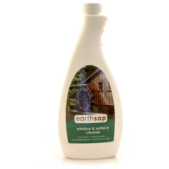 Earth Sap Window & Surface Cleaner (500ml)-0