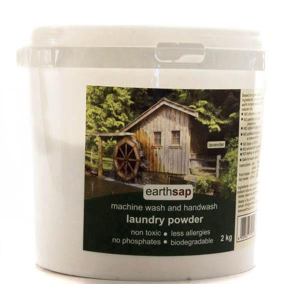 Earth Sap Laundry Powder (2kg)-0