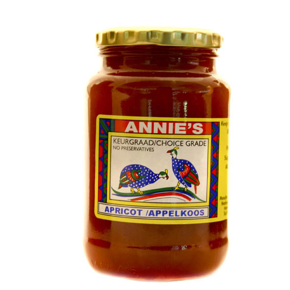 Annies Apricot Jam Preservative Free (520g)-0