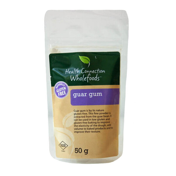 Health Connection Guar Gum Powder (50g)