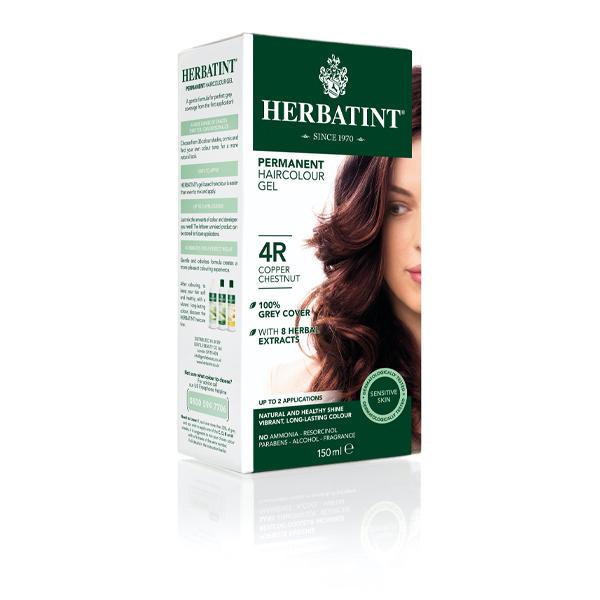 Herbatint Copper Chestnut - 4R (130ml)