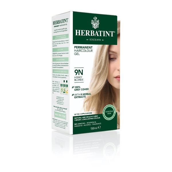 Herbatint Natural Honey Blonde - 9N (130ml)