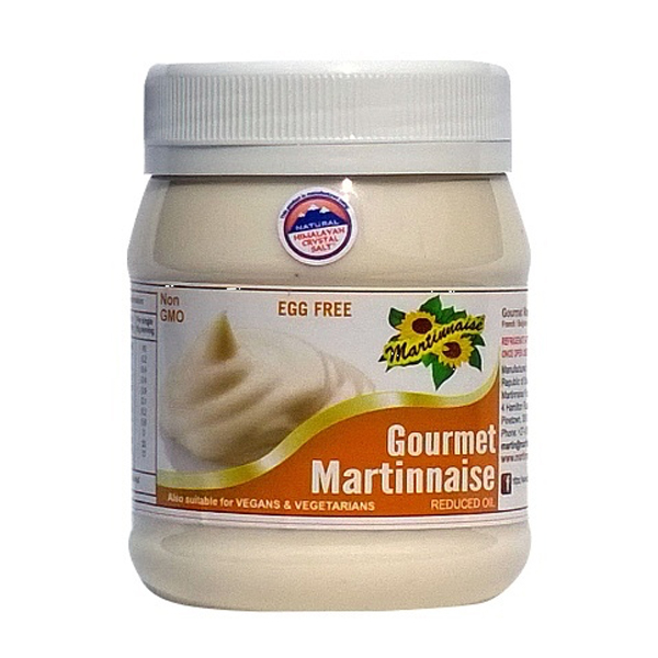 Martinnaise Gourmet Mayonnaise (375ml)