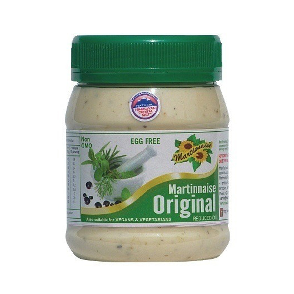 Martinnaise Original Vegan Mayonnaise (375ml)