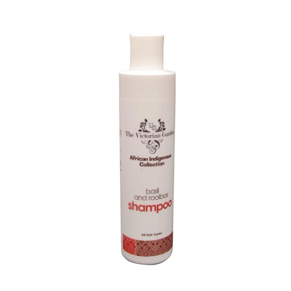 The Victorian Garden Wild Bazil & Rooibos shampoo (250ml)